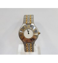 Reloj Cartier Must 21 Lady, acero y oro